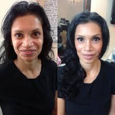 san francisco makeup hair