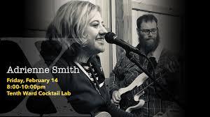 Free Live Music: Adrienne Smith - Tenth Ward Distilling Company