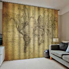2020 Window Curtains For Kids Rooms Living Room Bedroom Photo Curtains 3d Print Painting European From Hobarte 48 4 Dhgate Com