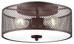 millennium lighting akron 3 light semi