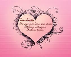 Güzel Sözler,Anlamlı Sözler: nişanlıya sevgililer günü mesajları