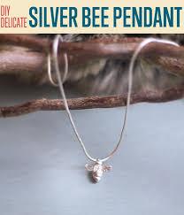bee pendant diy projects craft ideas