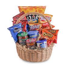 snack basket in frederick md