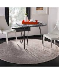 """Check Out These Major Bargains: Williston Forge Wendi Abstract Brown/Beige  Area Rug XMTH3956 Rug Size: Rectangle 5'3"""" x 7'6"""""""
