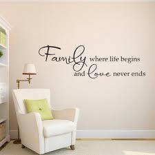 Wall Decals Living Room Etsy