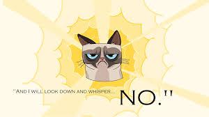 grumpy cat wallpaper ur