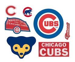Chicago Cubs Mlb Cooperstown Fathead Logo Legends Fan Shop
