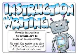 The Instruction Writing Pack | Teaching Ideas