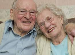 Gillingham couple Jack and Hilda Graham still sharing a cuddle every night  after almost 80 years