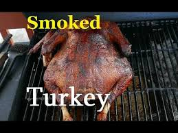 charcoal smoked turkey whole tips for