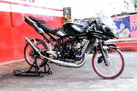 Permalink to Gambar Motor Ninja Rr Modif