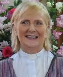 Reverend Sally Martin - Trinity United Reformed Church