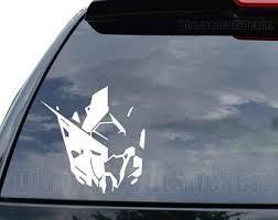 Gundam Decal Etsy