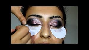 asian bridal makeup indian reception