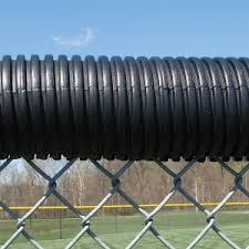 Baseball Fence Poly Cap