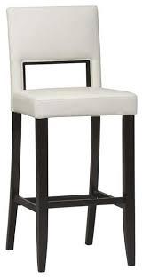 faux leather bar stool w vinyl seat
