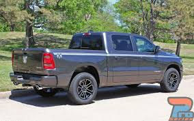 Dodge Ram Decals Stripes Ram Edge Side Kit 3m 2019 2020