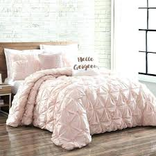 pretty pink and grey twin comforter set