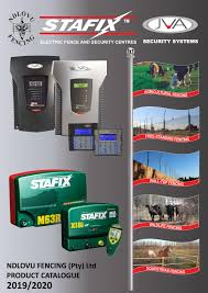 Stafix Catalogue 2019 20 By Ndlovu Fencing Issuu