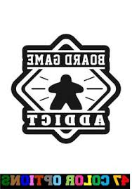 Board Game Car Decal Cardecal Org