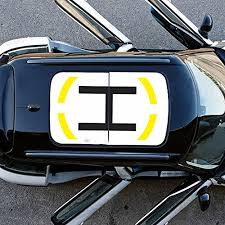 For Mini Cooper Roof Graphic Decal Perfo Buy Online In Martinique At Desertcart