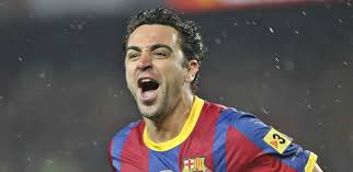 quotes on xavi wet grass white posts bulging nets and