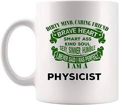 com proud physicist mug scientist coffee cup mugs gift
