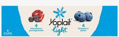 yoplait light yogurt blackberry