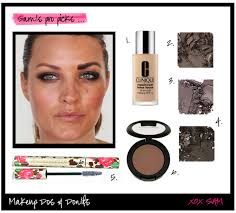 makeup dos archives behind the look