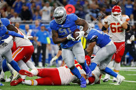 Detroit Lions defensive tackle AShawn Robinson recovers Editorial Stock  Photo - Stock Image | Shutterstock