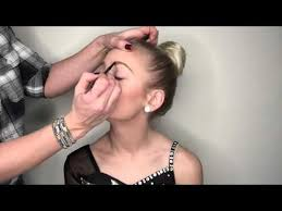 dance peion makeup tutorial you