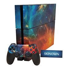 Skinown Ps4 Skins Galaxy Cosmic Nebula S Buy Online In Israel At Desertcart