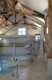 family recreation building indoor pool