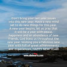 wishing you a fabulous and happy new year