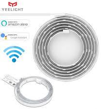 Bóng Đèn Thông Minh Yeelight RGB Thông Minh LED Dây Điều Khiển Từ Xa Wifi  16 Triệu Màu Linh Hoạt Thông Minh Cảnh 60 LED|scene light