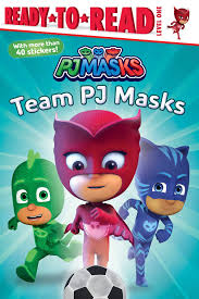 Buy Team PJ Masks Book Online at Low Prices in India | Team PJ Masks  Reviews & Ratings - Amazon.in