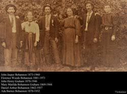 Ada Barnes Bohannon (1870-1932) - Find A Grave Memorial