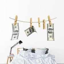 Clothespin Wall Decal Wallmonkeys Com
