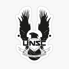 Halo Unsc Stickers Redbubble