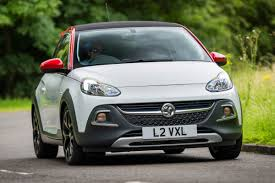 Vauxhall Adam Rocks S 2016 review | Auto Express