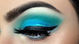 small eyes hooded eyes makeup tutorial