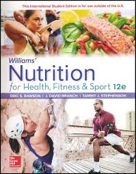 williams nutrition for health fitness