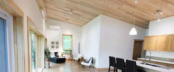 installing wood ceilings cost