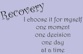 Inspirational Recovery Vinyl Wall Quote Decal Ebay