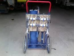 diy learn to build a purge cart