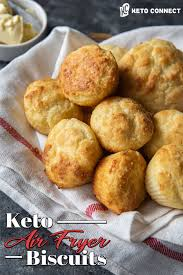 easy air fryer biscuits ketoconnect