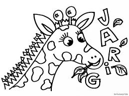Pin Op Giraf Verjaardag