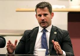 U.S. Rep. Adam Kinzinger says he will vote 'no' on president's impeachment    Daily Chronicle