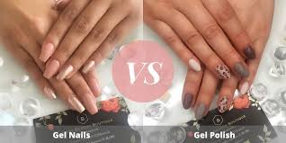 hard gel soft gel or gel polish a