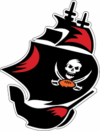 Tampa Bay Buccaneers Logo Window Wall Decal Vinyl Car Sticker Any Colors Tampa Bay Buccaneers Logo Tampa Bay Buccaneers Buccaneers